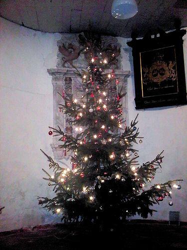 kerstviering in de Mariakerk