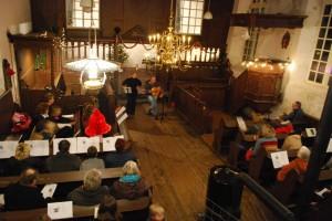 Kerstviering 2009