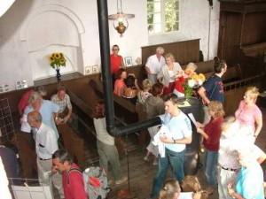 Maria kerk wordt gerestaureerd