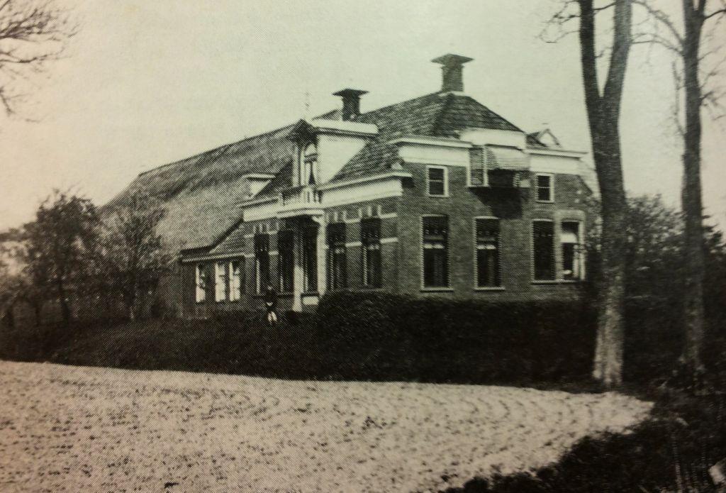 """Boerderij """"Berlerheerd"""" in 1939 (foto Pastoor)"""