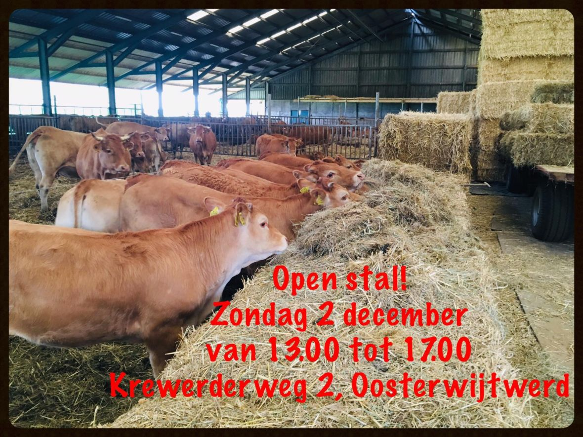 Open stal
