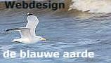 Webdesign de blauweaarde
